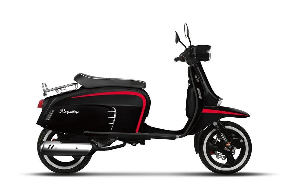 A rough guide to 'retro' scooters – 2 WHEELS LONDON